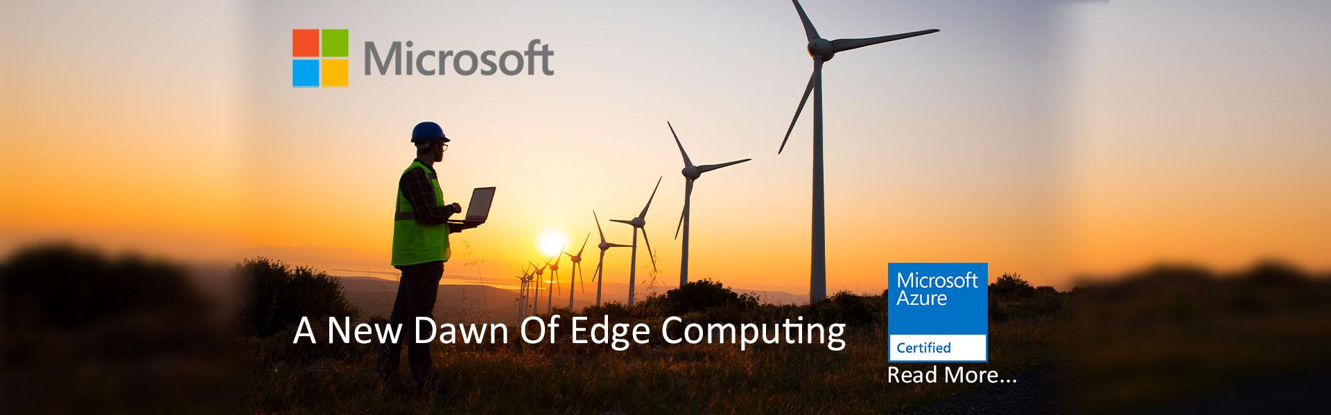 Microsoft Azure IoT Certified