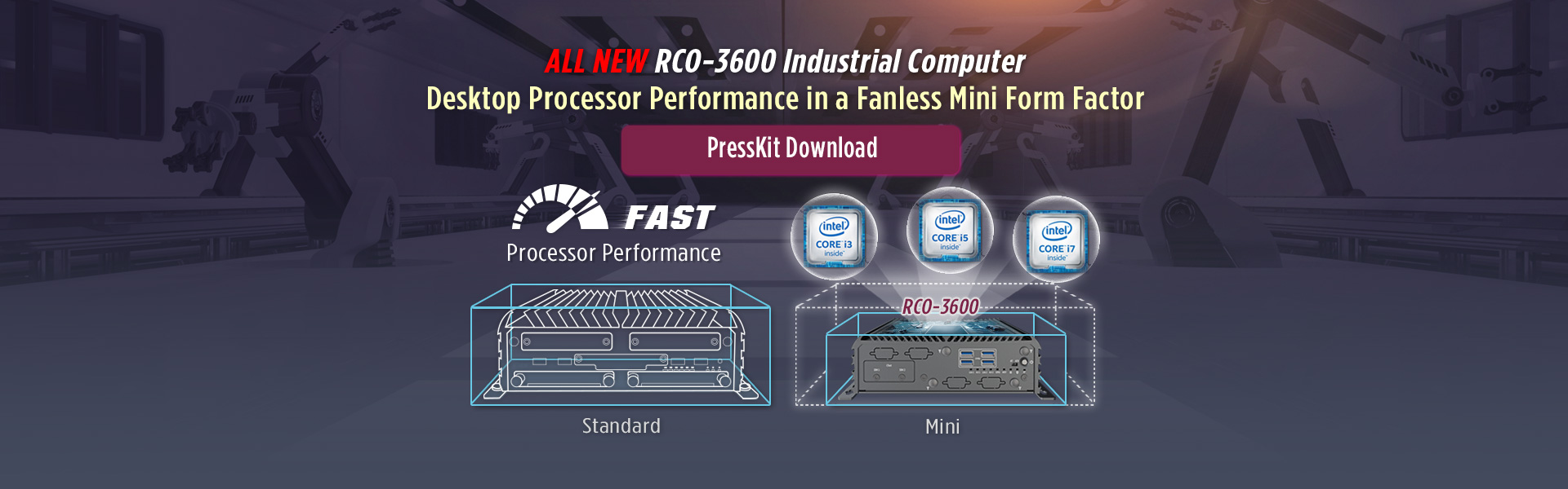 RCO-3600 Series Computer Download