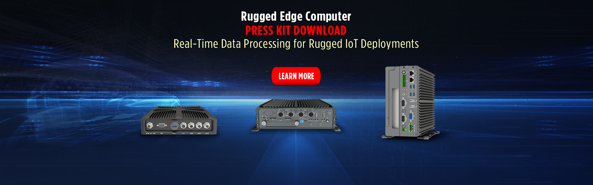 Rugged Edge Computer Press Kit Download